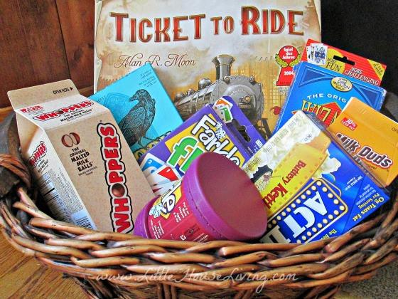 Themed basket
