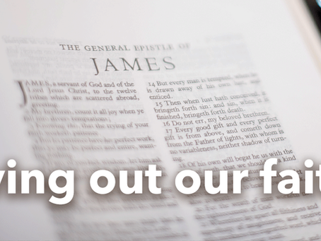 Living out our Faith