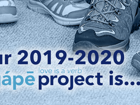Our 2019-2020 Agape Project is...