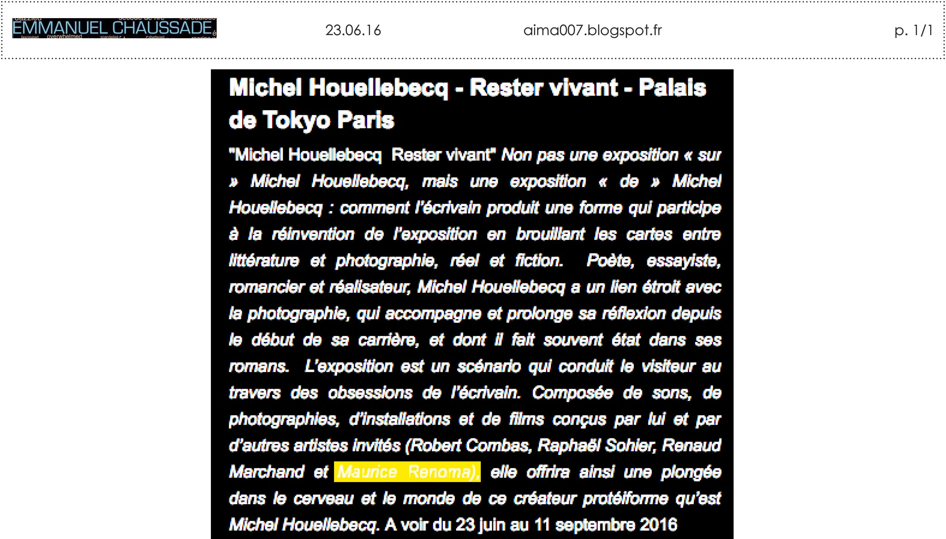 23.06.16 _ Emmanuel Chaussade