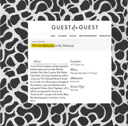 GUEST OF A GUEST