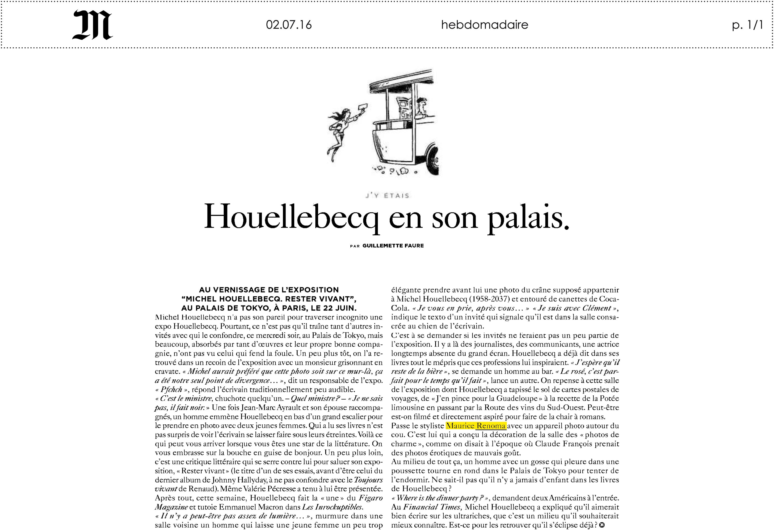 02.07.16 _ M Le Monde