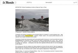 01.07.16 _ Le Monde
