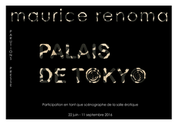 Pressbook Palais de Tokyo