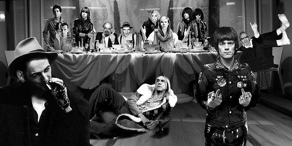 Conception graphique - Last Supper- M04PUNK07