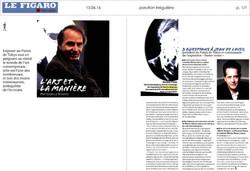 15.06.16 _ Le Figaro Hors Série
