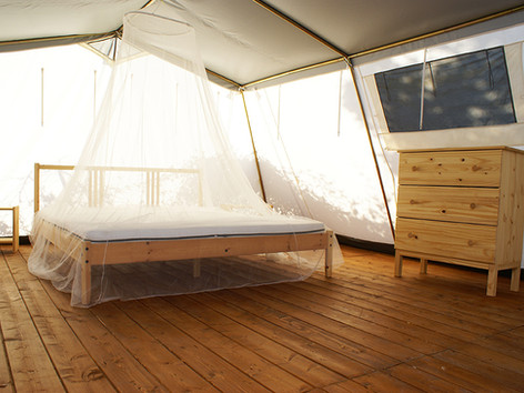 Luxurious Tent