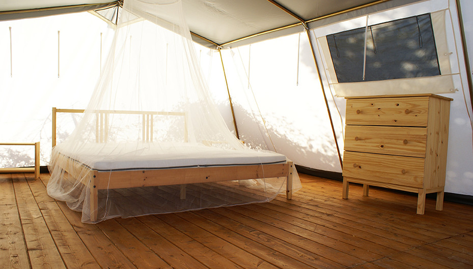How Can I Make My Tent More Homey?