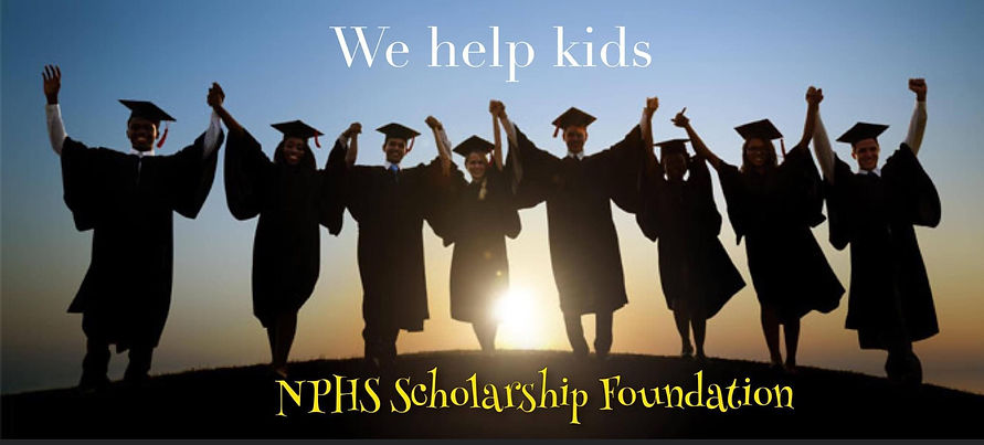 We help kids with graphic of graduates