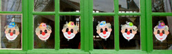 Masque de clown
