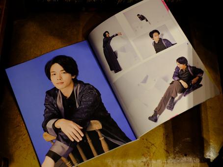 【TVガイド PERSON vol.98】中村倫也さんご着用