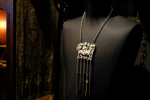 Chinese Tribal Necklace
