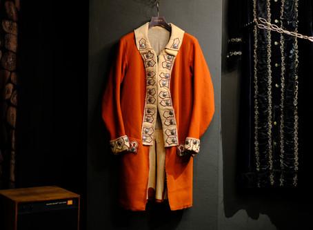 Vintage Theatrical Costume Coat(Justaucorps/Habit)