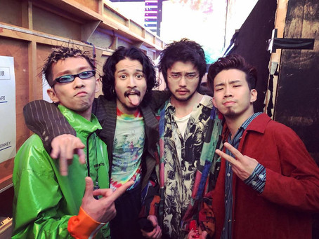 【テレビ朝日 MUSIC STATION】King Gnu 井口理さんご着用