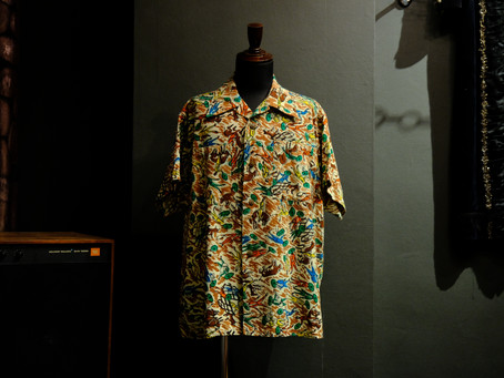 1950's Vintage Shirt