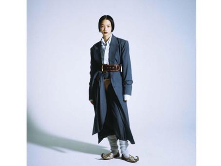 【DEW Magazine】小松菜奈さんご着用