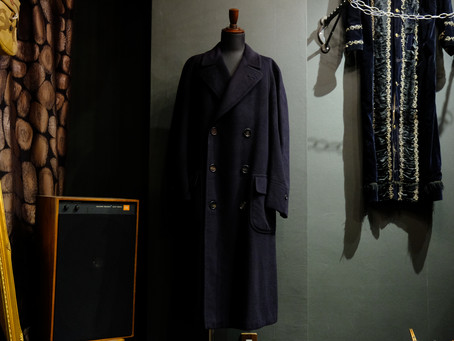 1930's Vintage Cashmere Overcoat