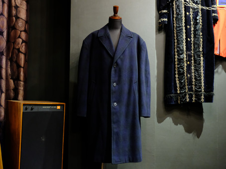 1960's Vintage French Overcoat