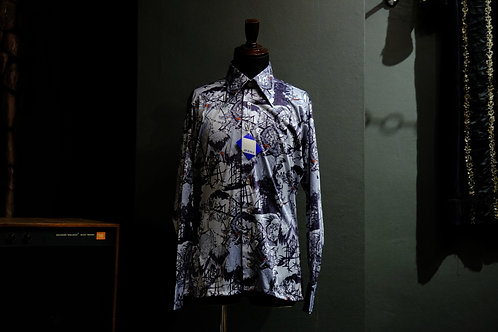 1970's Deadstock Vintage Shirt / Small