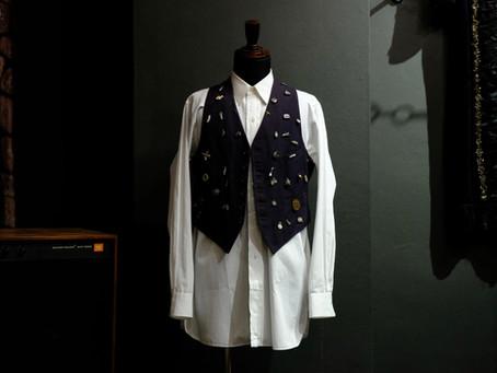 1930-1940's Vintage Charms Vest