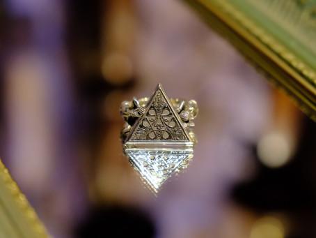 """mundus"" qosmos original ring / Silver 925"