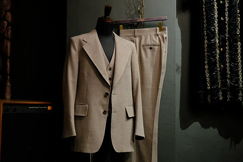 1970's Vintage Three-Piece Suit