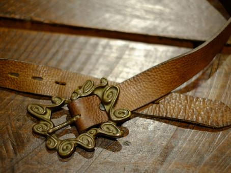 6/10 臨時休業日 & 1970s Vintage Belt