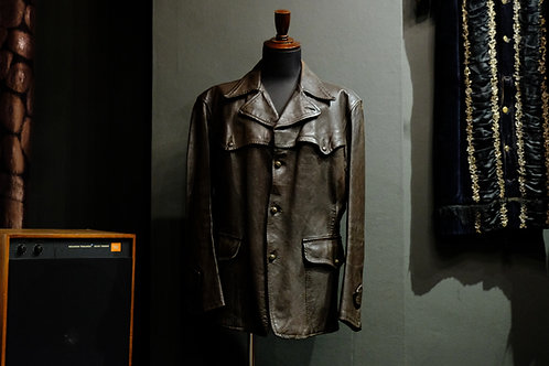 1940's Vintage Leather Jacket