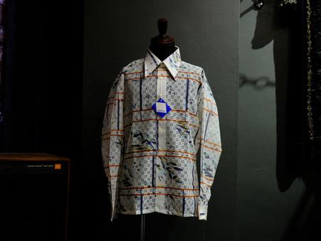 1970's Deadstock Vintage Lace Shirt