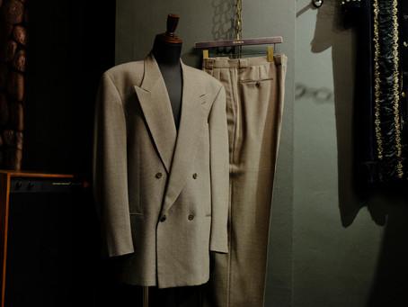 1980-1990's Vintage Suit