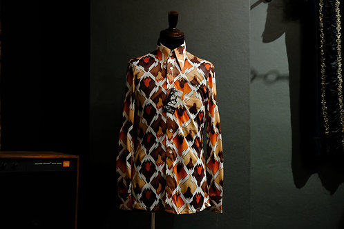 1970's Deadstock Vintage Shirt /Small