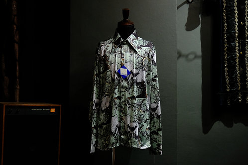 1970's Deadstock Vintage Shirt / Large