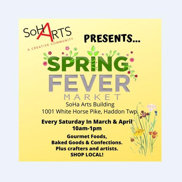 Spring Fever Market - Canceled Until Further Notice