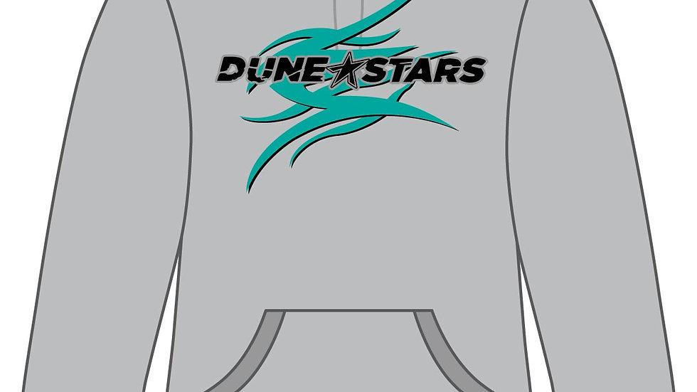 Dunestars Tribal Teal/Black Hoody