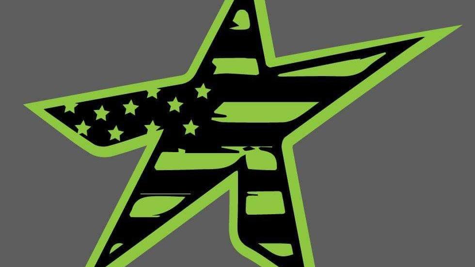 DuneStar Sticker