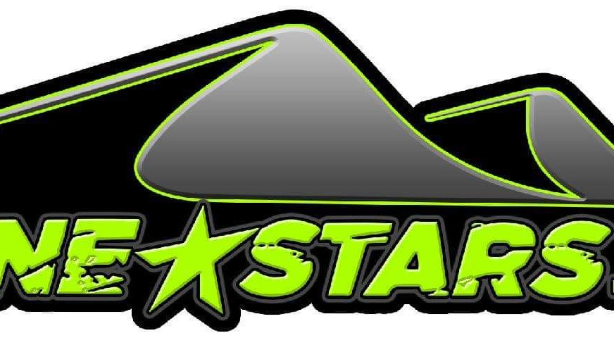 Dunestars Logo Sticker