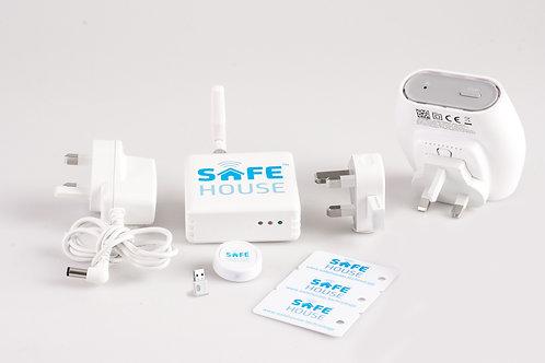 Safehouse Hub Plus Package