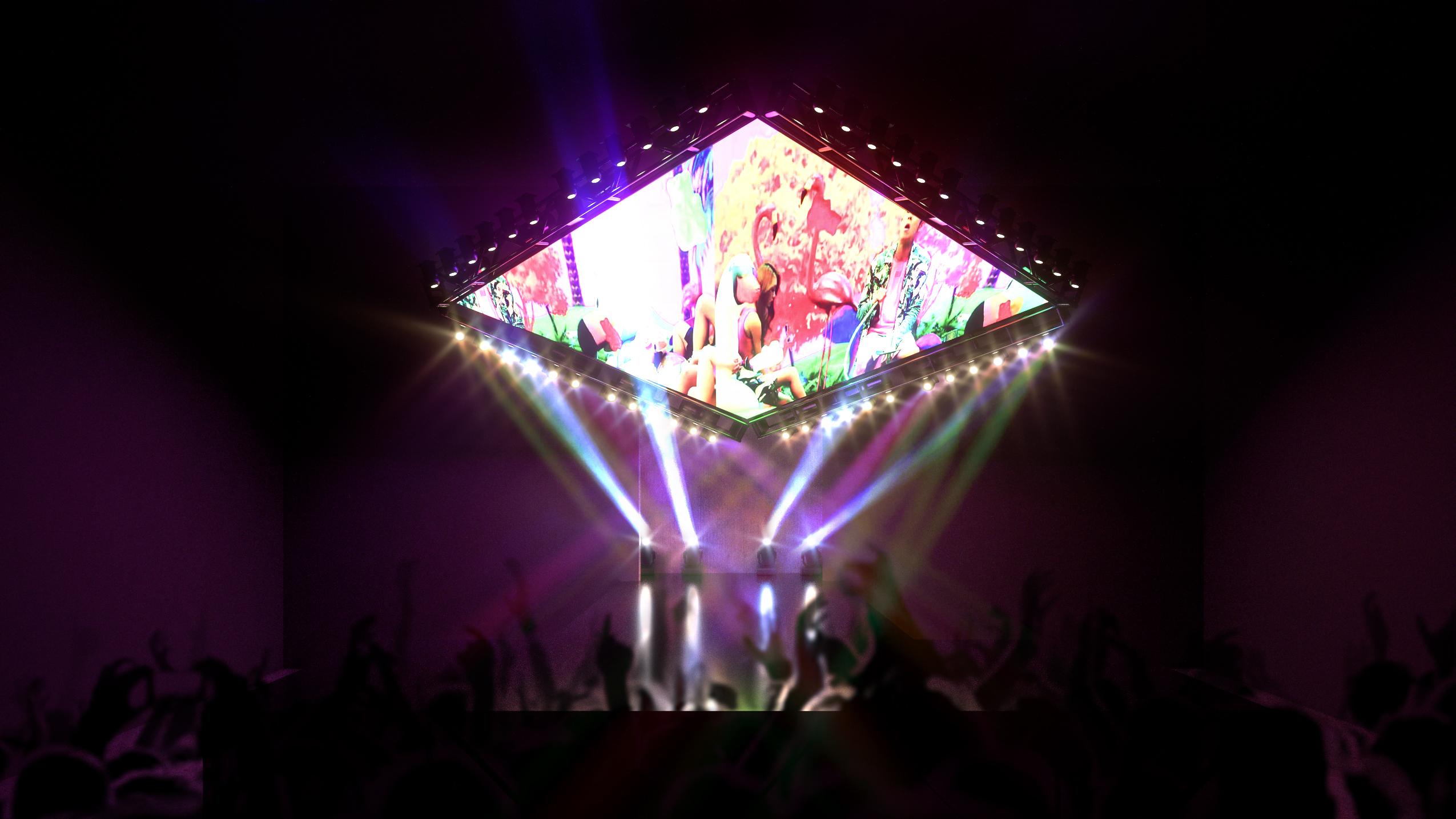 Stage - Zutter Concert Hall Complex