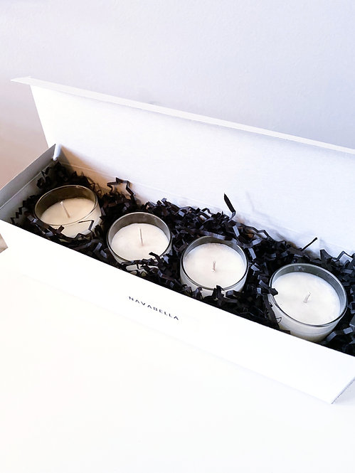 Mini Signature Candle Gift Set (Warm & Musky)