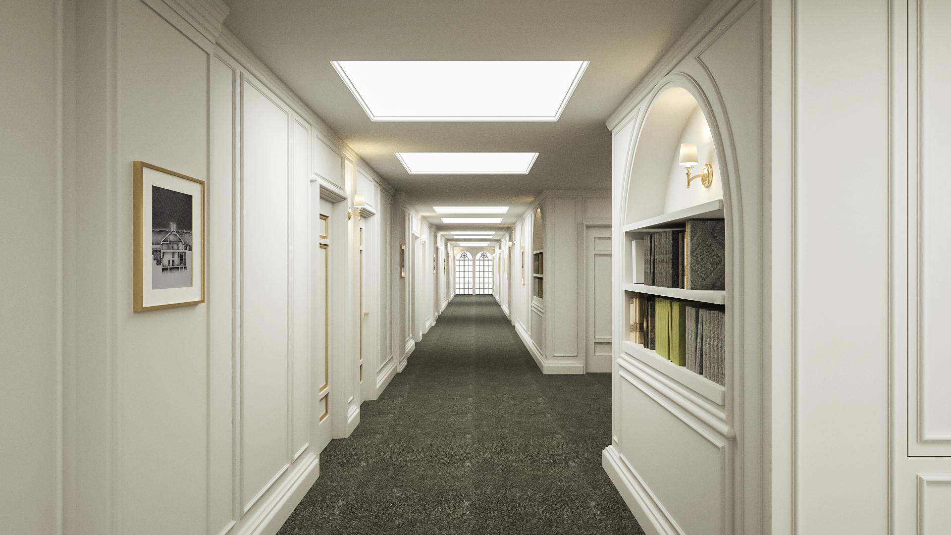 Corridor Hall