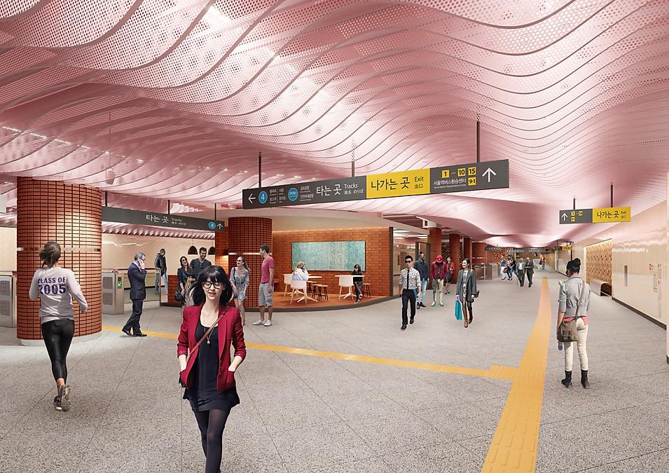 Seoul Station Remodeling.