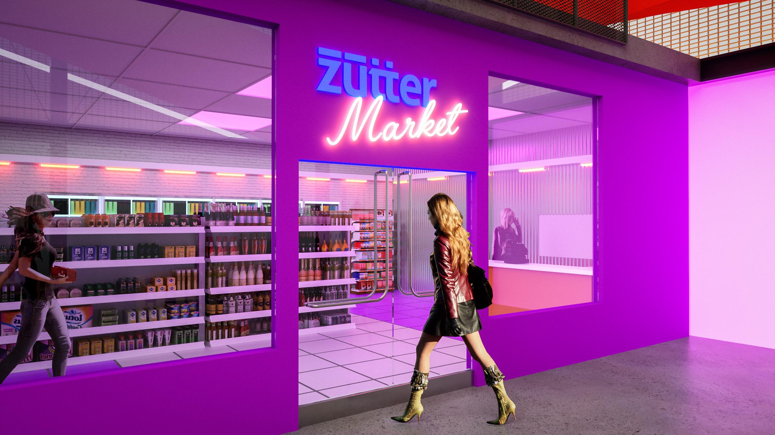 Market - Zutter Concert Hall Complex