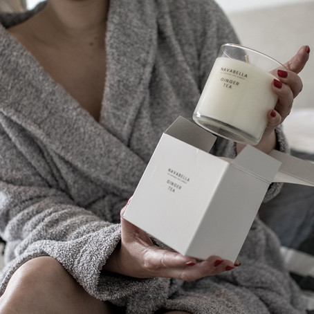 NAVABELLA Soy Candle Featured on BET.com