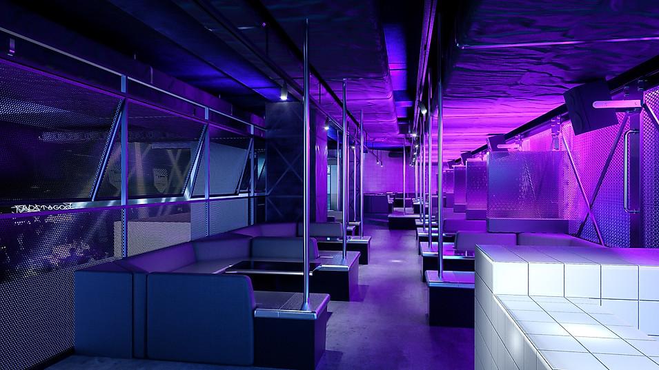 Glow zone - Club Octagon