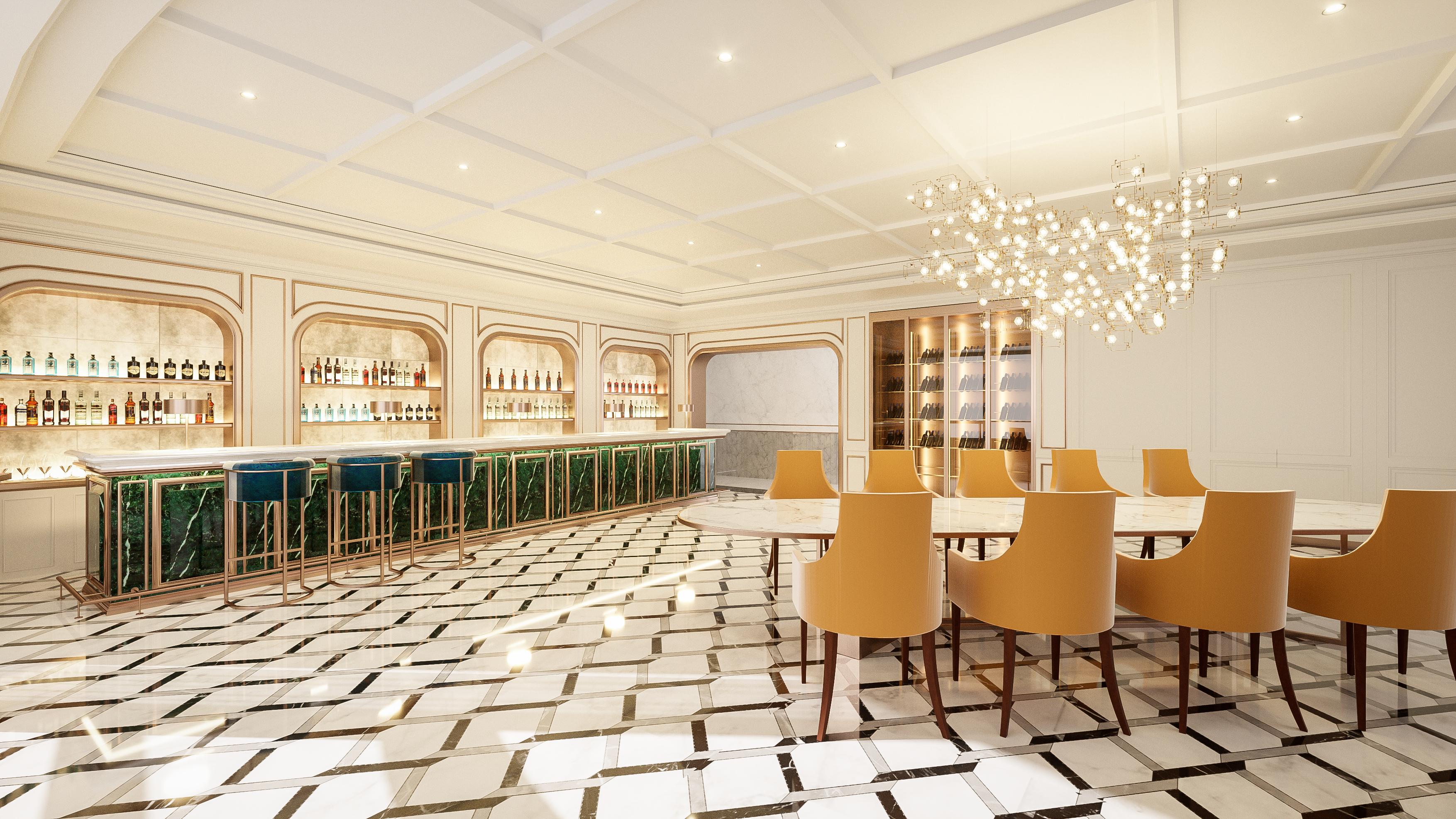 KEB HanaBank Lounge