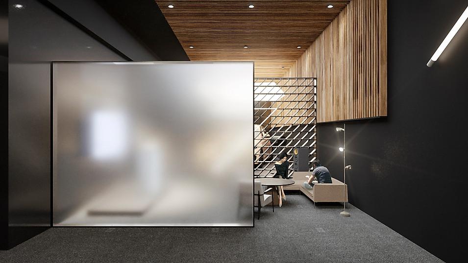 BMW 7 lunching showroom