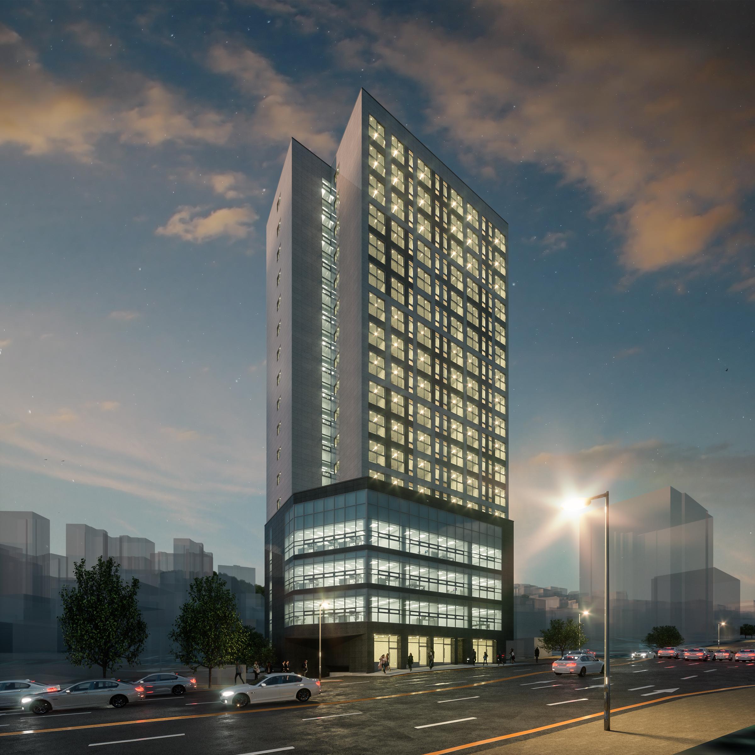 Cheolsan Building