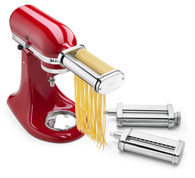 3 Piece Pasta Roller and Cutter Set
