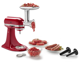 Metal Food Grinder Attachment