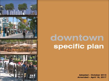 Downtown Monterey Specific Plan